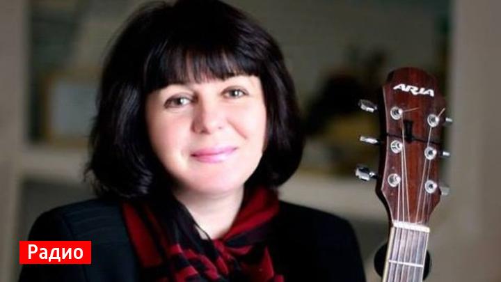 Вдохновлённый зимой воронежский бард Лариса Дьякова написала песню «Блудный снег»