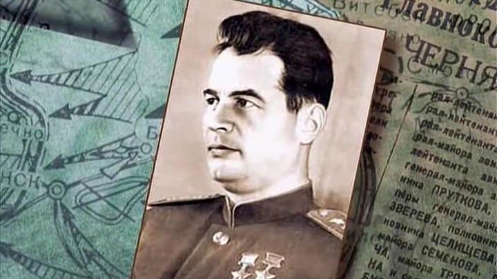 29 июня 1906 года родился Иван Черняховский
