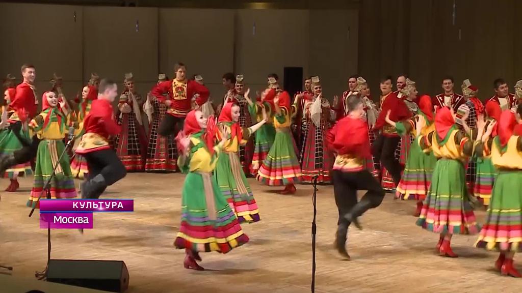 Юбилей воронежского народного хора и концерт под управлением израильского дирижёра