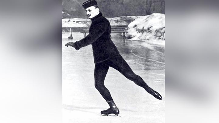 Октябрь 1908 года. Первым российским олимпийским чемпионом стал фигурист Николай Панин-Коломенкин