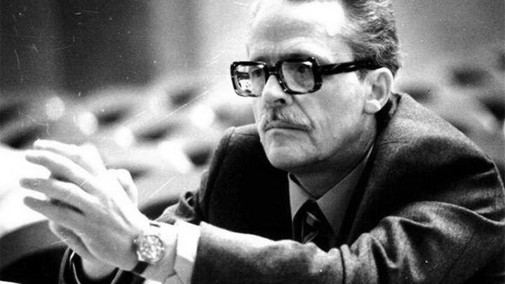 21 мая 1924 года родился писатель Борис Васильев