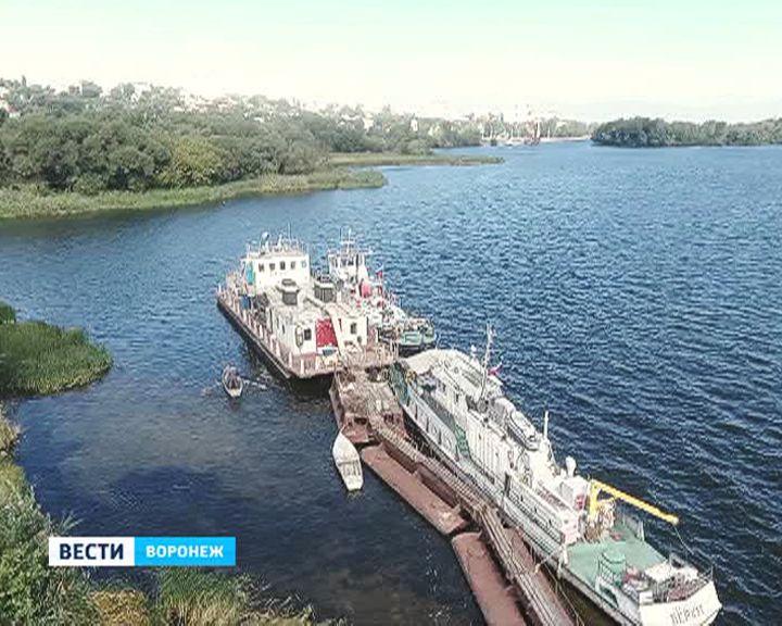 Начался первый этап многолетней реновации Воронежского водохранилища