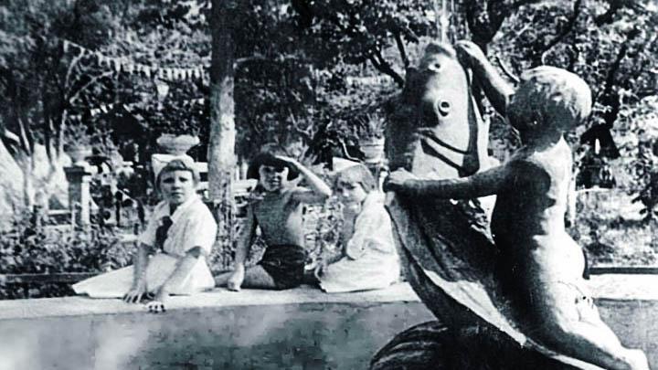 13 июня 1942 года. Трагедия в воронежском саду Пионеров