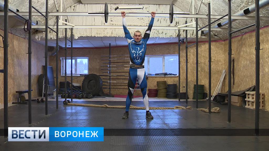 Воронежский боец ММА Владимир Пикеро: Хочу стать чемпионом