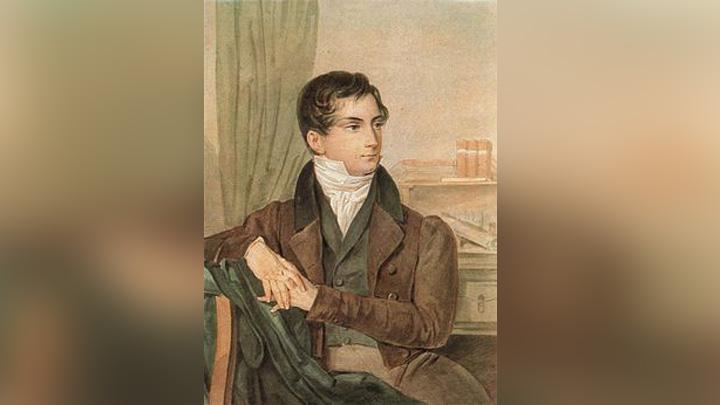 26 сентября 1805 года родился Дмитрий Веневитинов