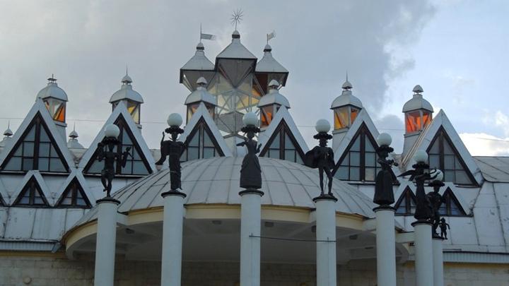 8 октября 1925 года. Первое представление любительского «Театра Петрушки»