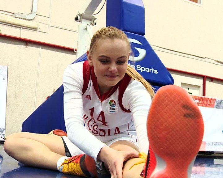 Наталья Щукина – воронежская баскетболистка, будущий следователь и просто красавица