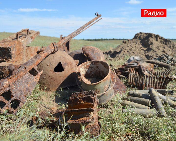 Битва за Воронеж: Эхо войны – поиск и подъём исторической техники