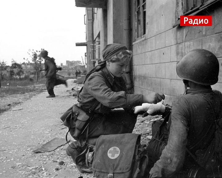 Битва за Воронеж: «Красный крест» в годы войны