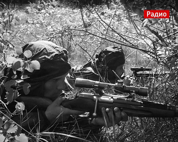 Битва за Воронеж: Снайперы в годы Великой Отечественной войны
