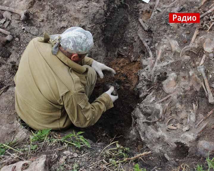 Битва за Воронеж: Страшные находки Великой Отечественной войны