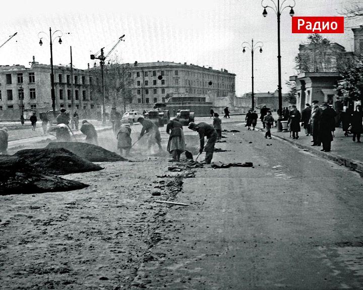 Битва за Воронеж: Жизнь после войны