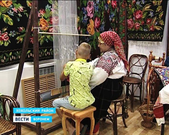 Хотите научиться ткать ковры и делать валенки – приезжайте в Воронежскую область