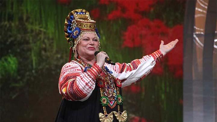28 августа 1949 года родилась Людмила Рюмина