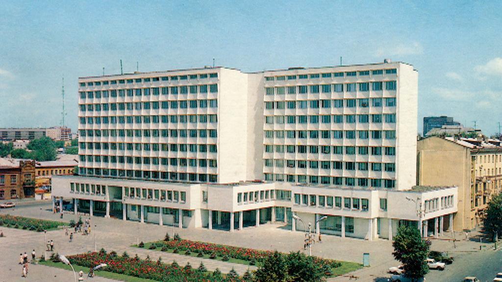 9 июля 1991 года начал работать Воронежский областной диагностический центр