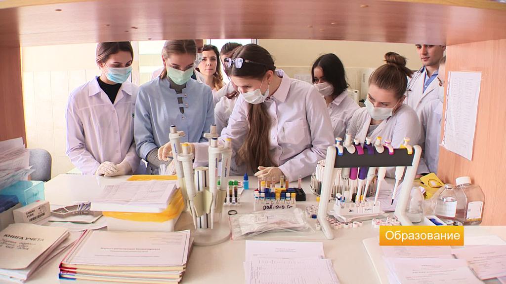 «Вести-Образование»: медицинские классы в воронежских школах и отдых в детских лагерях-2018