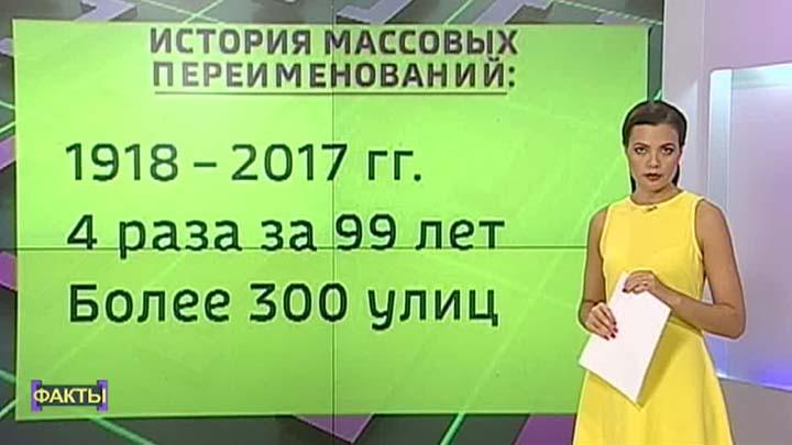 Как часто и почему улицы Воронежа меняли свои названия?
