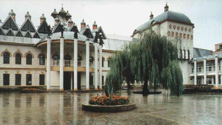 Сентябрь 1984 года. Воронежский театр кукол начал представления в новом здании