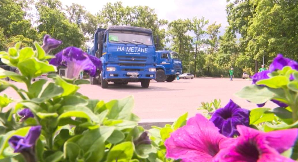 По заповедным местам Воронежской области прошёл экологический автопробег