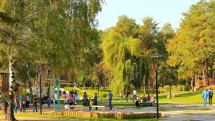 8 июля 1975 года в Воронеже открылся парк «Алые паруса»