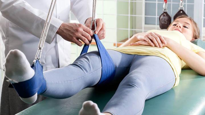 «Наш рецепт»: физиотерапия шаг за шагом