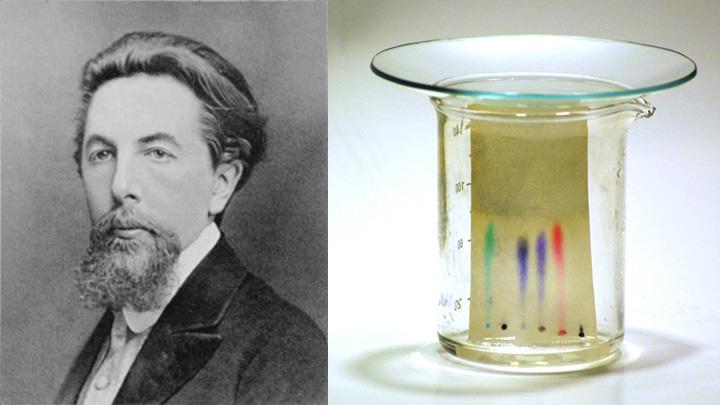 14 мая 1872 года родился биохимик и физиолог Михаил Семёнович Цвет