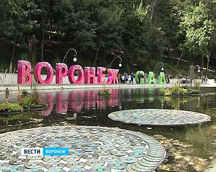 Как Воронеж превратился в город-сад: Лондонский дизайнер, цветочные русалки и фестиваль сыра