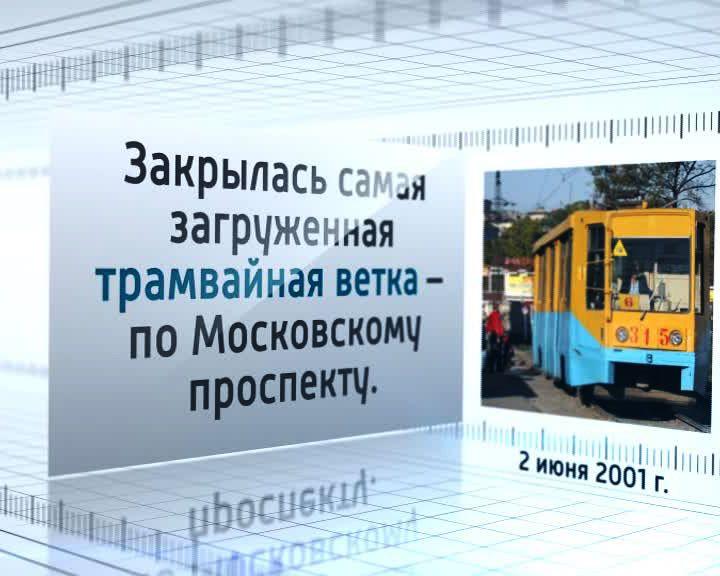 Календарь событий: Закрытие самой загруженной трамвайной ветки Воронежа