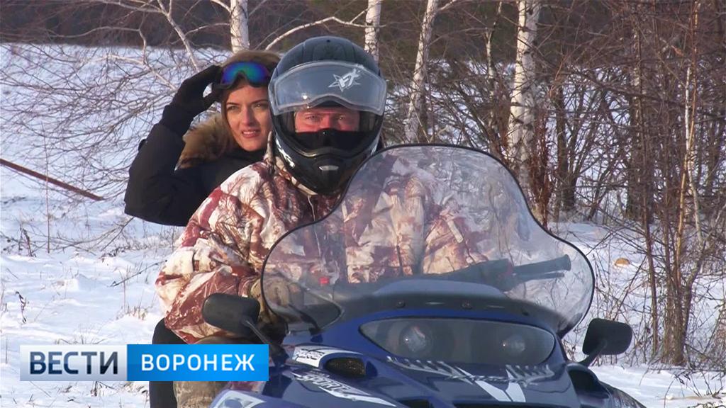 Зимние забавы: как отдохнуть, не покидая Воронежскую область