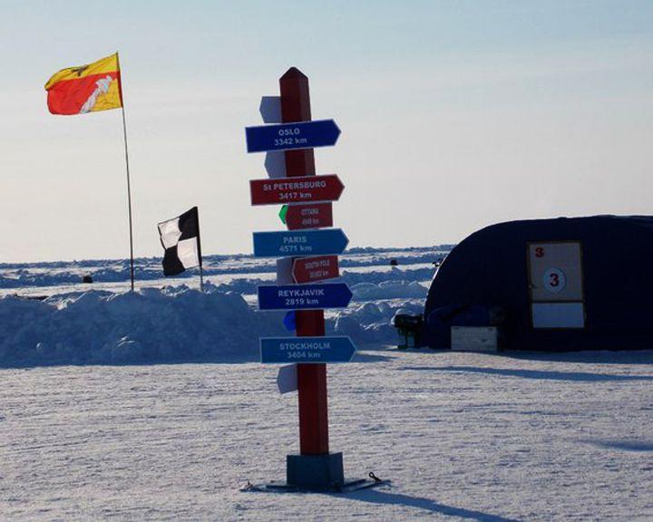 Мир меняют люди: Нигерийский принц ходил в баню на Северном полюсе
