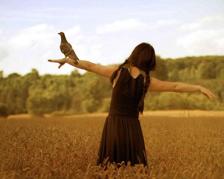 Мир меняют люди: Воронежские девушки как диковинные птицы