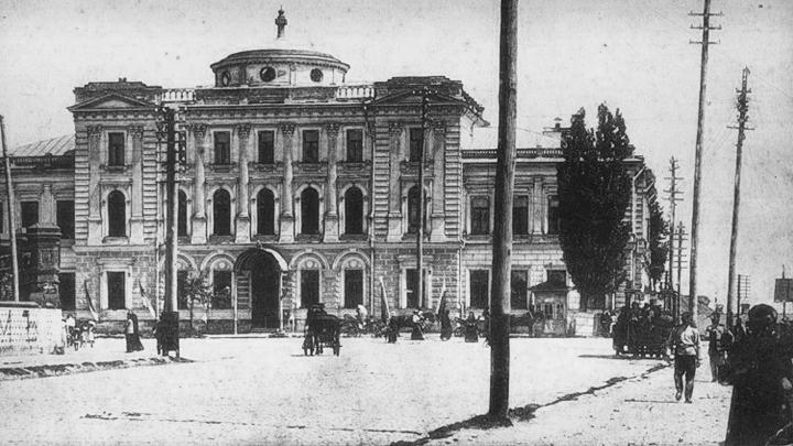 Декабрь 1867 года. Открылся Воронежский окружной суд.