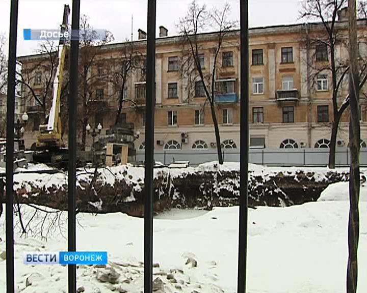 43% воронежцев согласны, что в Воронеже творится «архитектурный бандитизм»