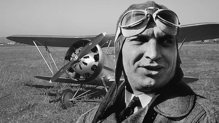 2 февраля 1904 года. Родился советский лётчик Валерий Чкалов
