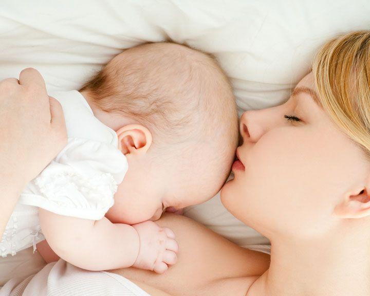 Наш рецепт: Современные концепции грудного вскармливания ребёнка