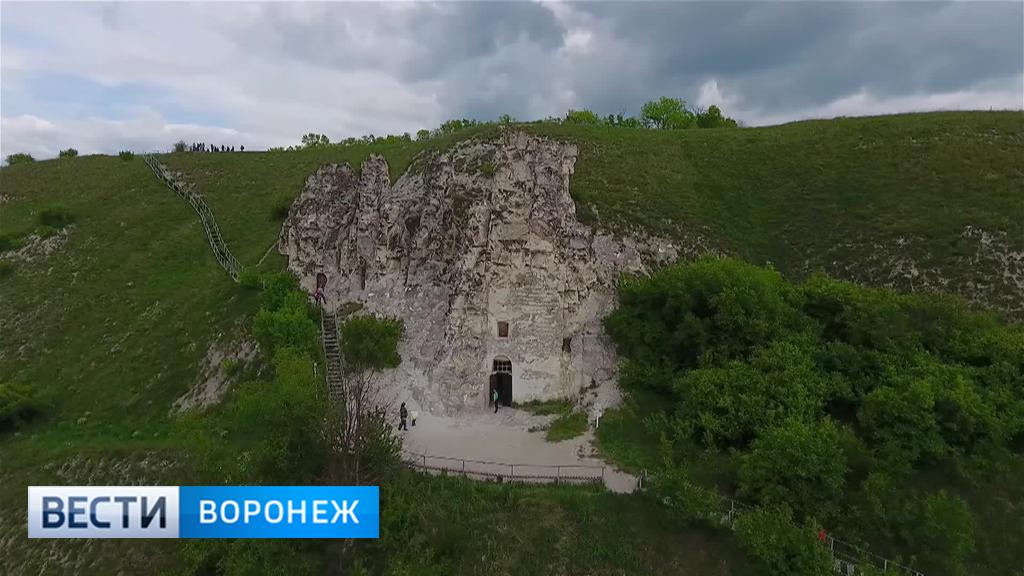 Дивногорье: Развалины средневековой крепости, деревня древних алан и меловые подземелья