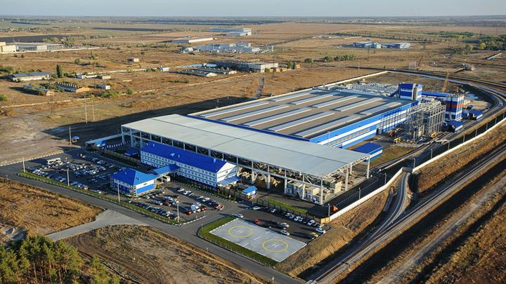 6 апреля 2010 года. Создан индустриальный парк «Масловский»