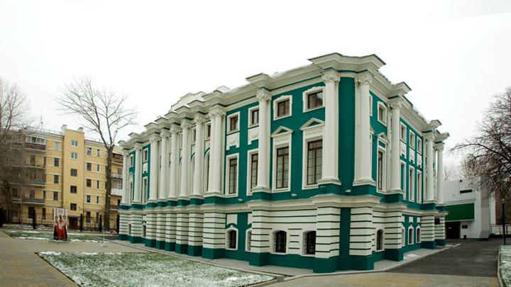 Январь 1933 года. В Воронеже основан музей изобразительных искусств
