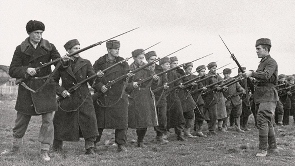 5 июля 1941 года создано Народное ополчение Воронежской области
