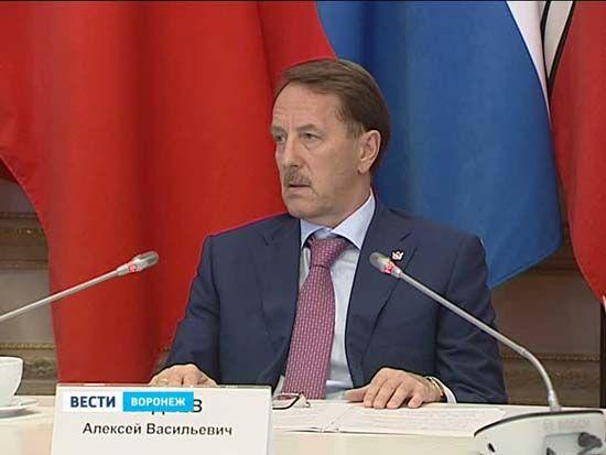 Пресс-конференция Алексея Гордеева по итогам первого полугодия 2014 года