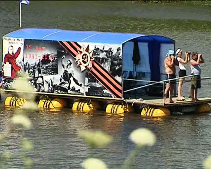 Просёлки: Воронежская область присоединилась к акции «Река памяти»