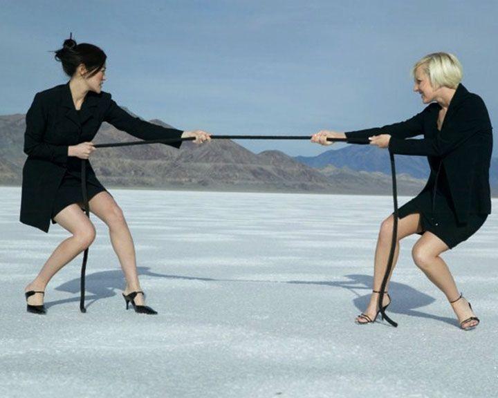 Простые вещи: Женская конкуренция. Как с пользой пережить проигрыш
