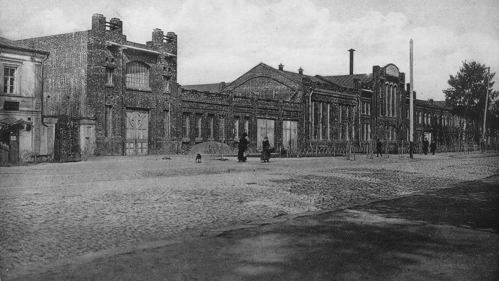 10 мая 1869 года в Воронеже был открыт механический завод Вильгельма Столля