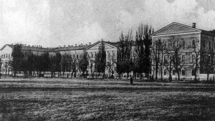 Ноябрь 1845 года. Открылся Воронежский Михайловский кадетский корпус