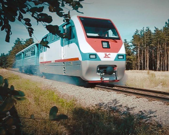 Сделано в Воронеже: детская железная дорога