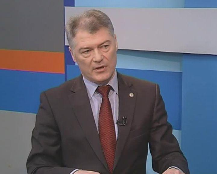События недели от 08.02.16 с Виктором Логвиновым, заместителем председателя правительства Воронежской области