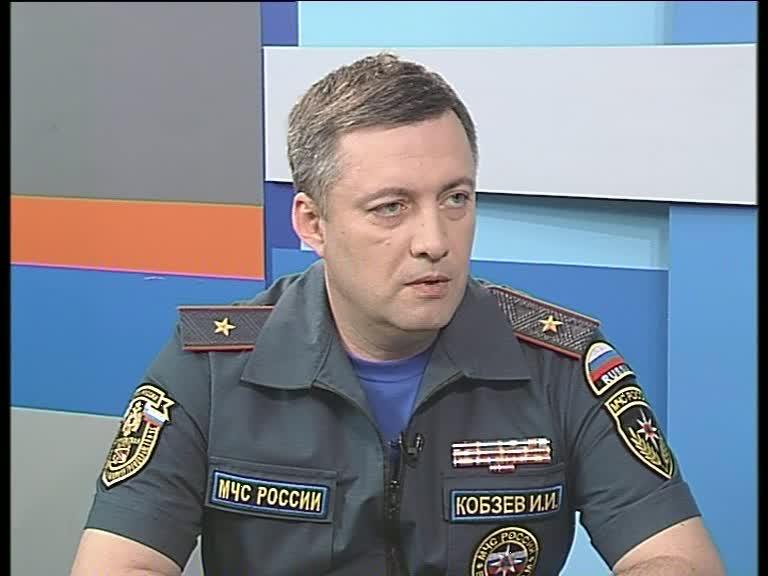 События недели от 08.06.2014 с Кобзевым Игорем