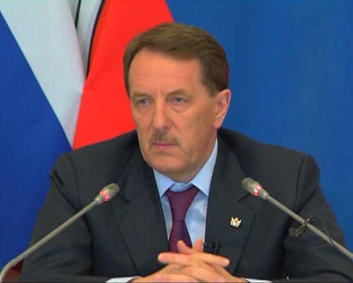 Сокращённый вариант пресс-конференции губернатора Воронежской области Алексея Гордеева