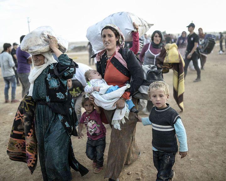 32% воронежцев внимательно следят за событиями в Сирии