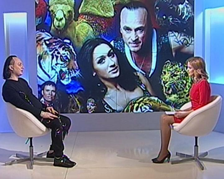 Гия Эрадзе: Мы привезли в Воронеж не цирковое представление, а спектакль мирового уровня